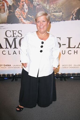La photo de l'actrice Mimie Mathy | Source: Getty Images / Global Ukraine