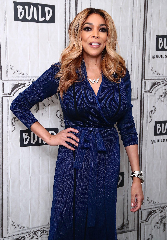 L'incontournable présentatrice Wendy Williams. l Source : Getty Images