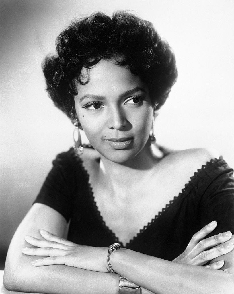 A portrait of Hollywood actress Dorothy Dandridge, circa 1955   Photo: Getty Images