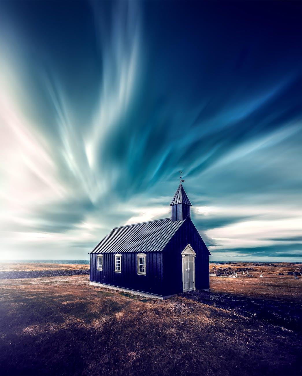 Eine Kirche - Foto: Pexels
