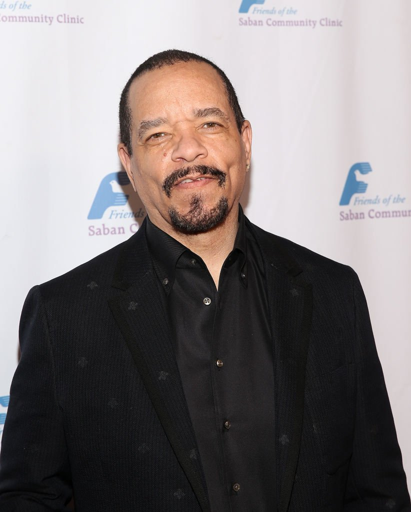 Ice-T attending Friends of The Saban Community Clinic's 42nd Annual Gala in Beverly Hills, California in 2018. . I Image: Getty Images.