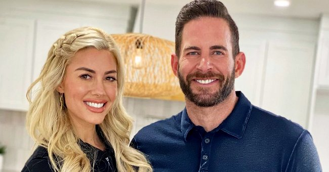 Tarek El Moussa Excitedly Reveals He's Moving into a New House with Fiancée Heather Rae Young