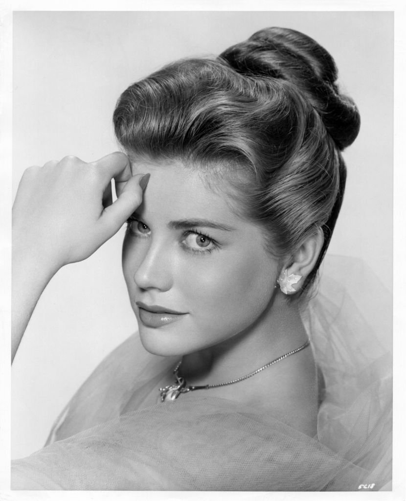 Dolores Hart in a publicity shot from the late 50's. | Photo: Getty Images