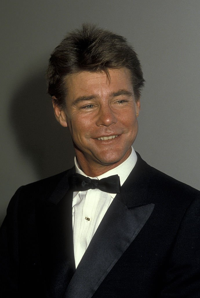 Jan-Michael Vincent attends Second Annual Stuntman Awards on March 22, 1986 at KTLA Studios   Photo: Getty Images