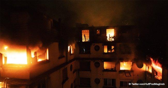 L'incendie meurtrier à Paris : la suspecte mise en garde à vue, a subit des examens psychiatriques