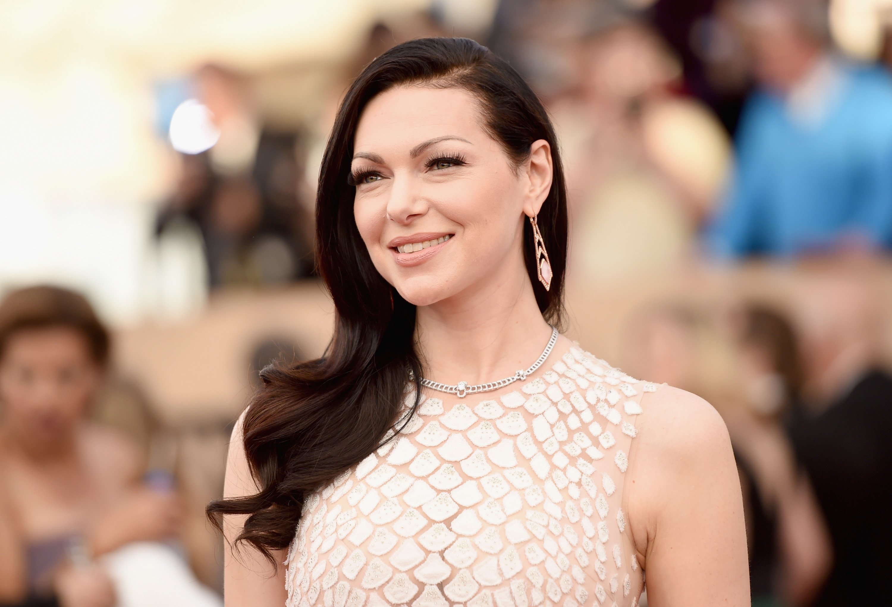 Laura Prepon at The Shrine Auditorium on January 30, 2016. | Photo: Getty Images