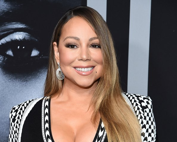 "Mariah Carey at the premiere of Tyler Perry's ""A Fall From Grace"" at Metrograph on January 13, 2020 in New York City. Photo:Getty Images"