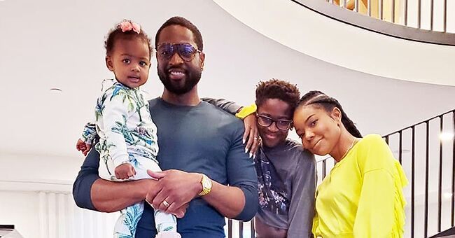 Dwyane Wade Responds to Backlash over Son Zion's Appearance in Thanksgiving Family Photo