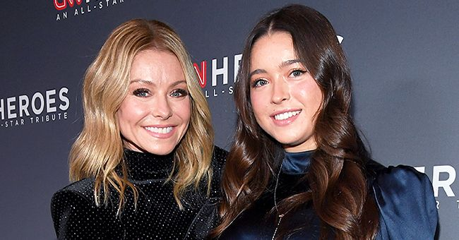 Kelly Ripa and Daughter Lola Consuelos Dazzle in Elegant Minidresses at the CNN Heroes Event