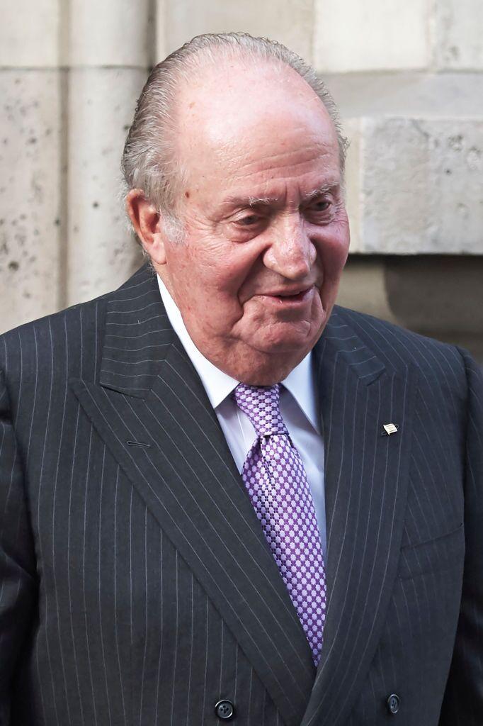 Don Juan Carlos │Imagen tomada de: Getty Images