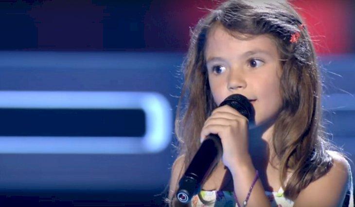 Imagen tomada de: YouTube/La Voz Kids España