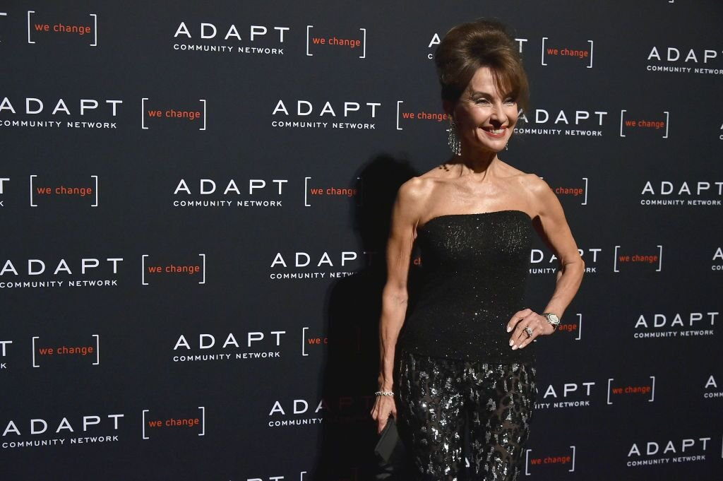 Actor Susan Lucci attends the Adapt Leadership Awards Gala 2018 at Cipriani 42nd Street | Photo: Getty Images