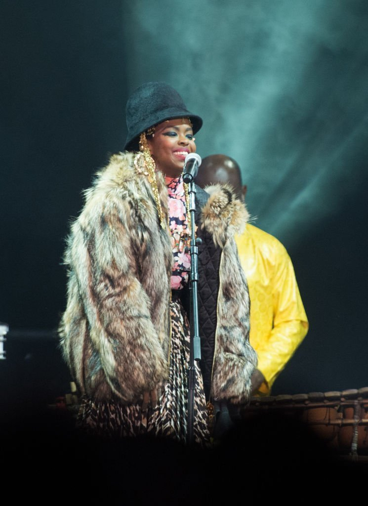 Lauryn Hill performing in Paris in November 2018. | Photo: Getty Images