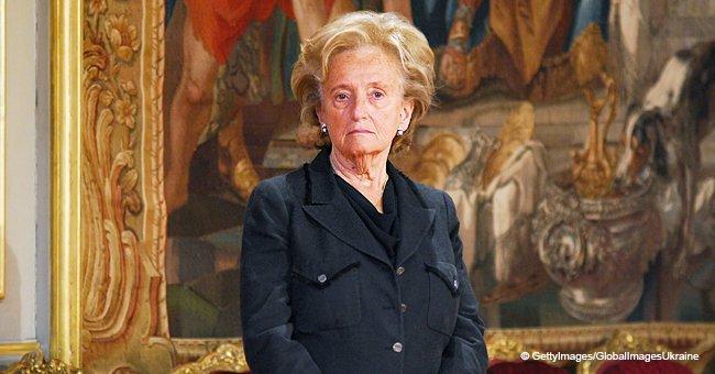 """Bernadette Chirac : comment sa mère a humilié la première dame pour lui fournir une éducation """"décente"""""""