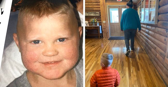 2-Year-Old Noah Trout from Virginia Found Safe after Amber Alert Was Issued for His Search