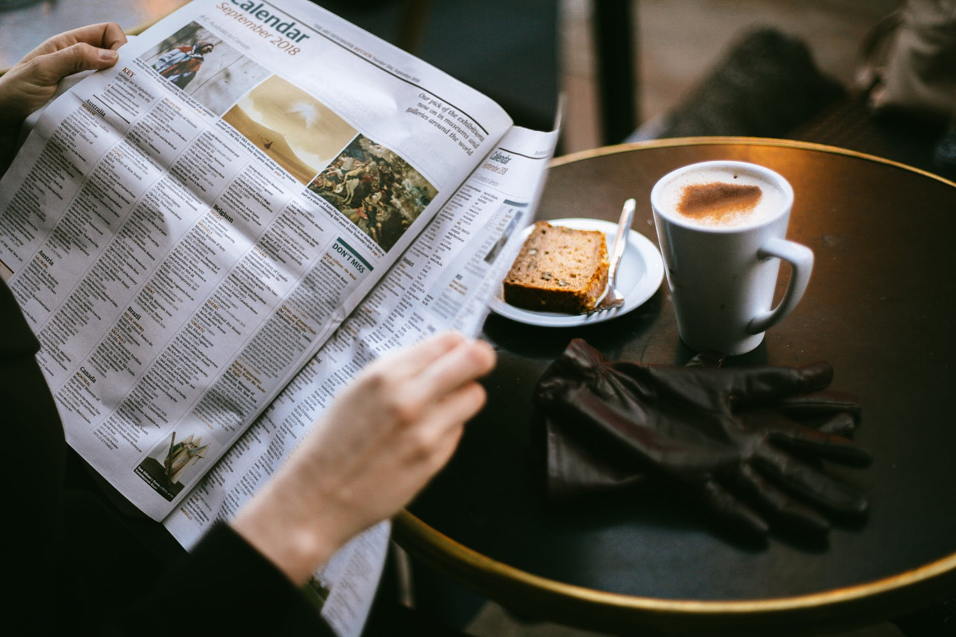 Morning papers | Source: Pexels