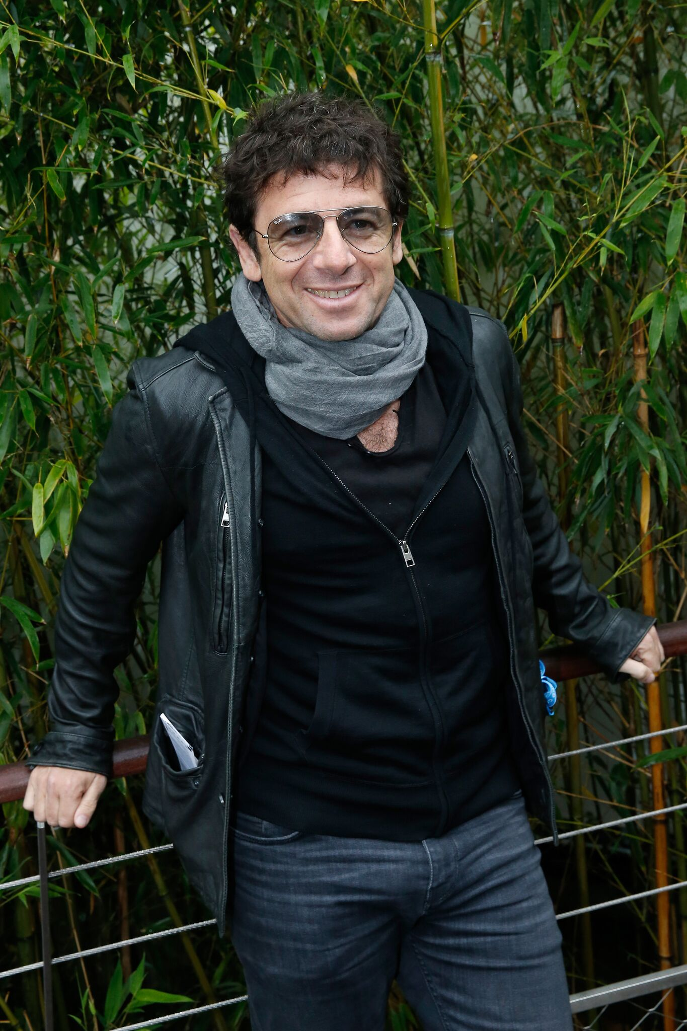 L'artiste Patrick Bruel. l Source : Getty Images