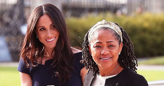 Daily Mail: Meghan Markle's Mom Doria Ragland Was Alleged Silent Influence behind Couple's Royal Exit