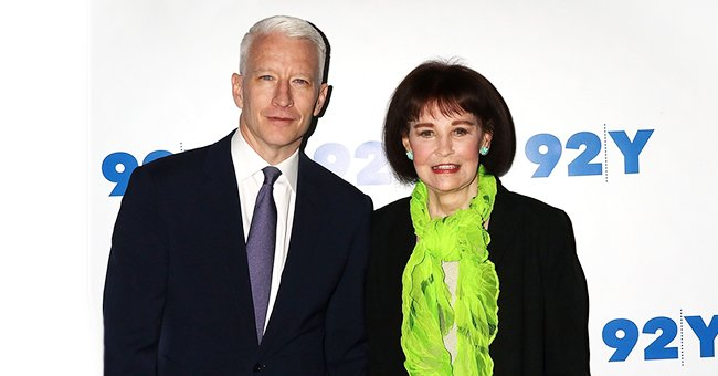 Anderson Cooper Believes Late Mom Gloria Vanderbilt Knew His Son's Name Would Be Wyatt