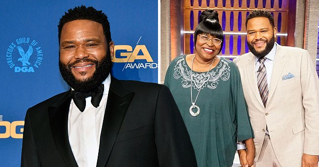 'Black-ish' Star Anthony Anderson Shares a Photo of His Mom — See Their Uncanny Resemblance