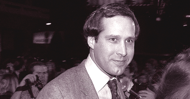 Chevy Chase of 'Caddyshack' Is a Doting Husband and Father of Three Beautiful Daughters