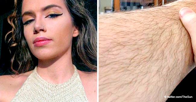 Studentin rasiert sich Beine seit 4 Monaten nicht mehr und erhält Hass-Kommentare
