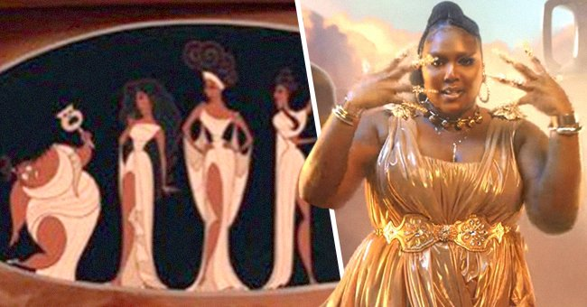 Lizzo's 'Rumors' Music Video Sparks Conversation among Fans about the Live-Action 'Hercules' Movie