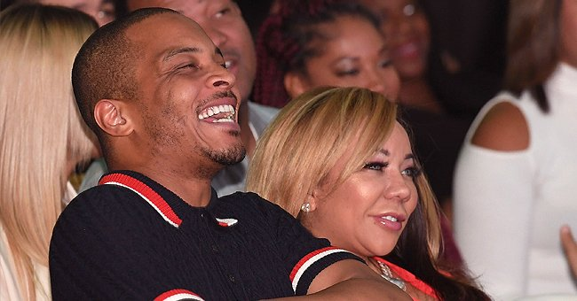 TI & Tiny Harris' Daughter Heiress Impresses Her Mom as She Lip Syncs Her Favorite Song (Video)