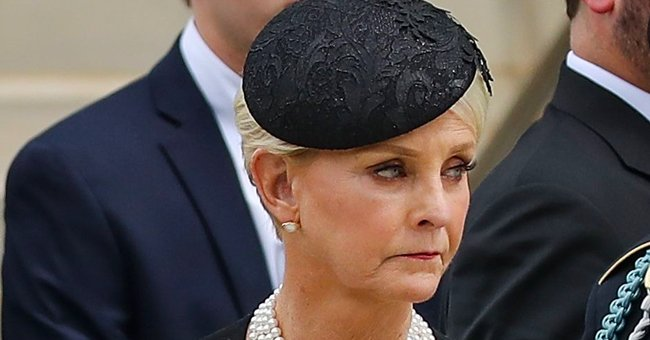 People: Cindy McCain on Learning to Live with a Broken Heart after the Death of Her Husband John