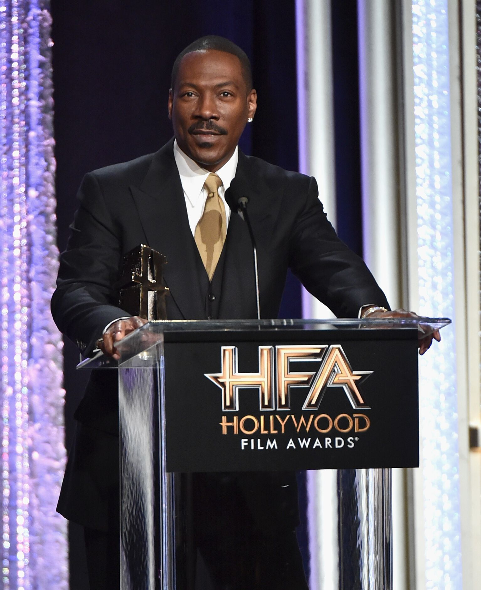 Eddie Murphy at the Hollywood Film Awards | Source: Getty Images/GlobalImagesUkraine
