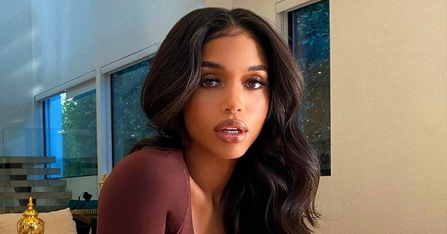 Lori Harvey Stuns as She Celebrates Her 24th Birthday Posing in a Corset with a Deep Neckline
