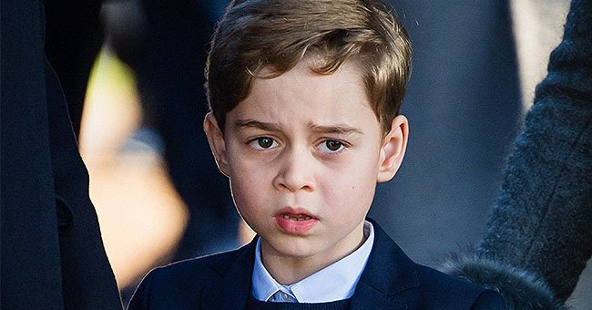Us Weekly: Prince George Knows He's Going to Be the King of England One Day – Details of the Amusing Story