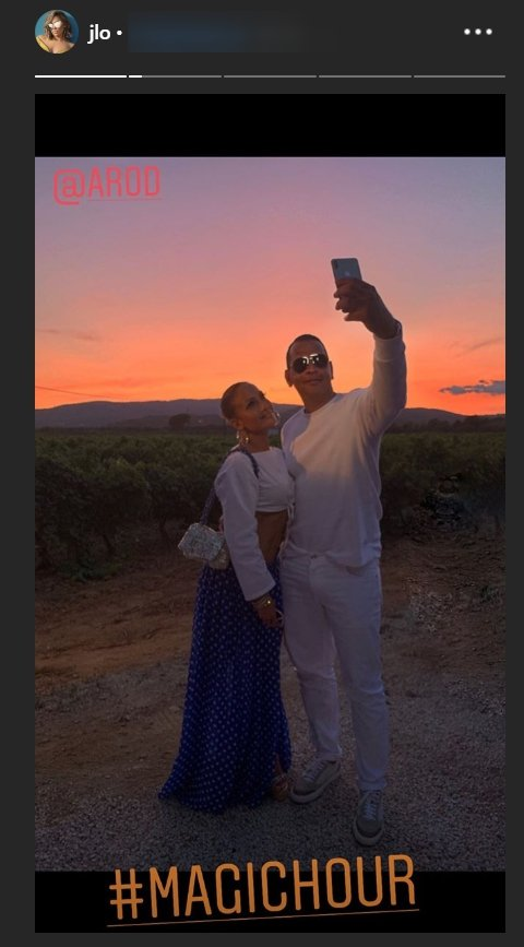 Jennifer Lopez était éblouissante à la fête du 69e anniversaire de Magic Johnson | Source : Instagram/jlo