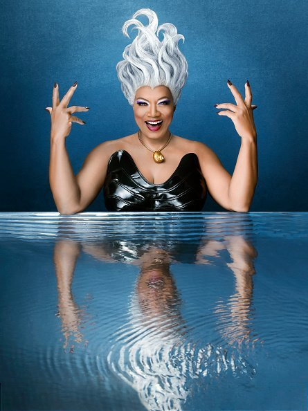 """ABC's """"The Little Mermaid Live!"""" stars Queen Latifah as Ursula   Photo: Getty Images"""