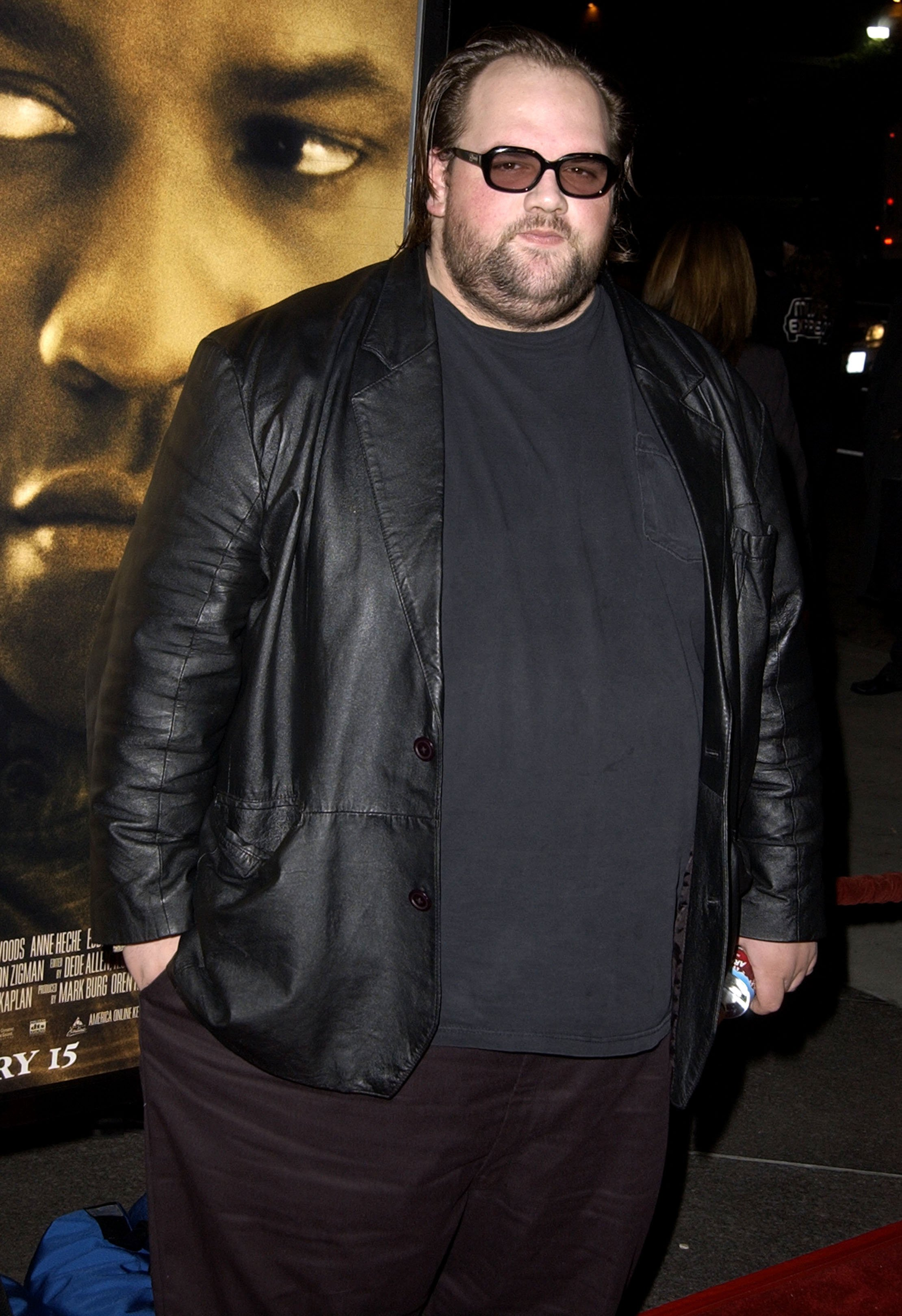 """Ethan Suplee at the Los Angeles Premiere of """"John Q"""" at Directors Guild Of America in Westwood, California, United States 