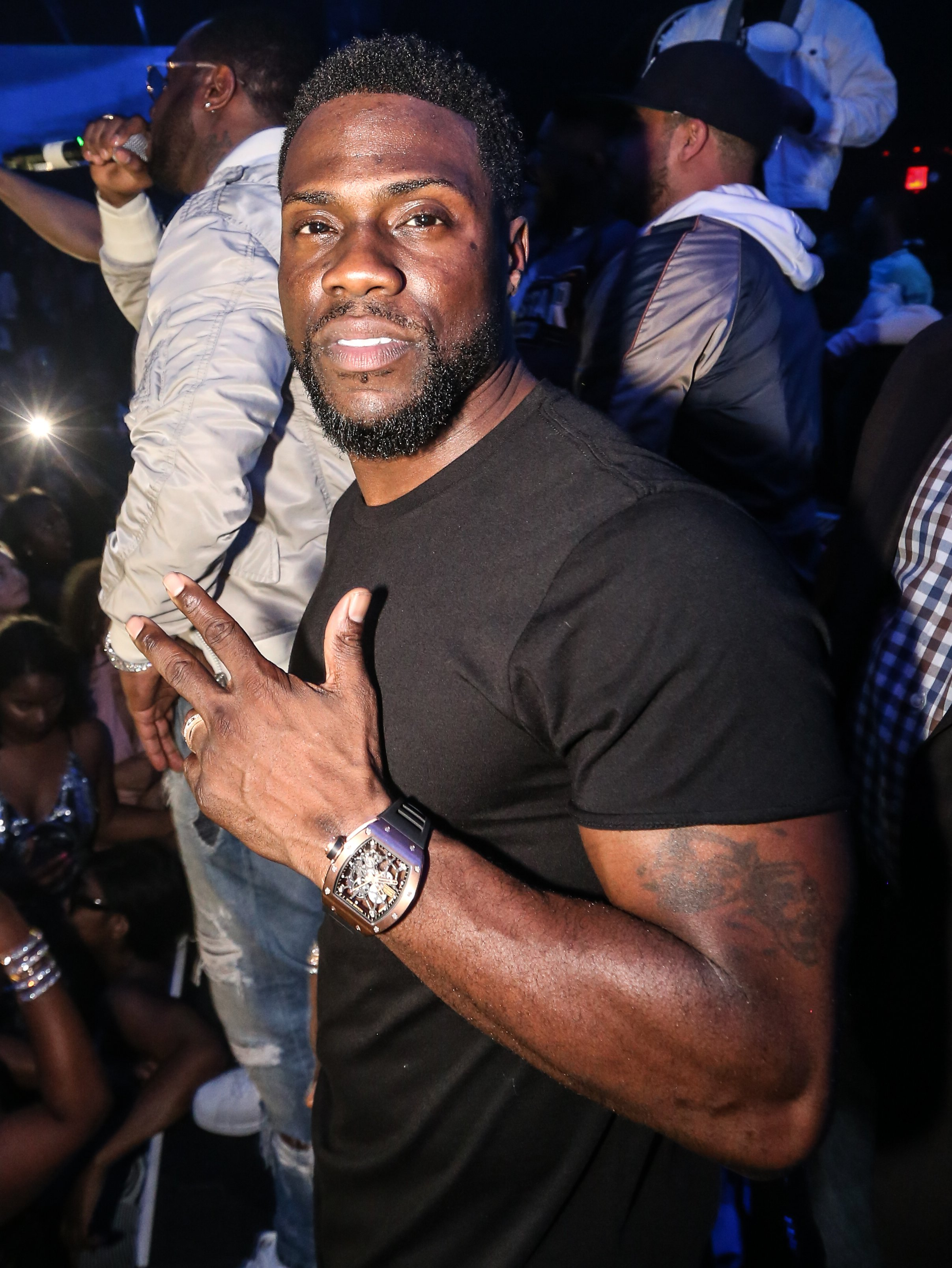 Kevin Hart attends the NBA All-Star Finale party on Feb. 18, 2018 in Los Angeles, California | Photo: Getty Images