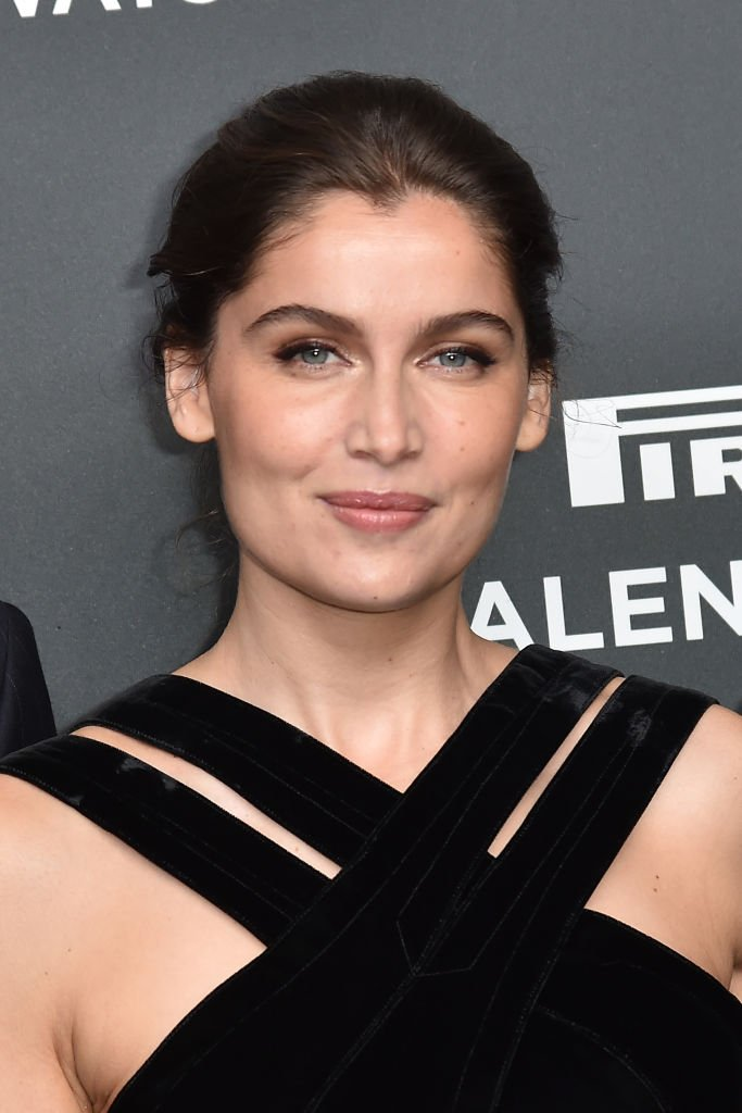 Laetitia Casta en décembre 2018 à Milan. Photo : Getty Images