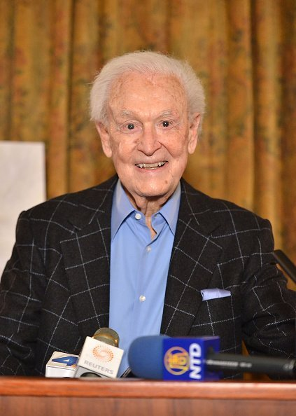 Bob Barker at Millennium Biltmore Hotel on June 17, 2015 in Los Angeles, California | Photo: Getty Images
