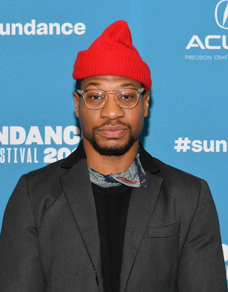 """Jonathan Majors at the """"The Last Black Man In San Francisco"""" premiere during the 2019 Sundance Film Festival at Eccles Center Theatre on January 26, 2019 