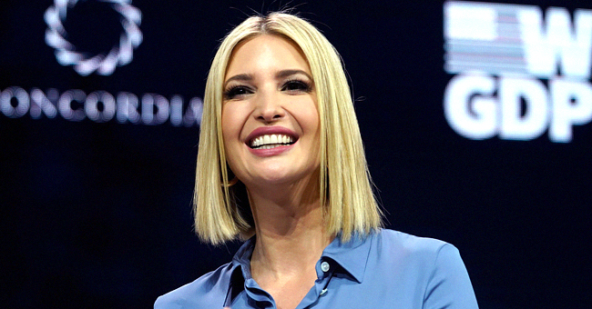 Ivanka Trump Channels Grace Kelly as She Shows off Chic New Hairstyle in a Classic White Blazer