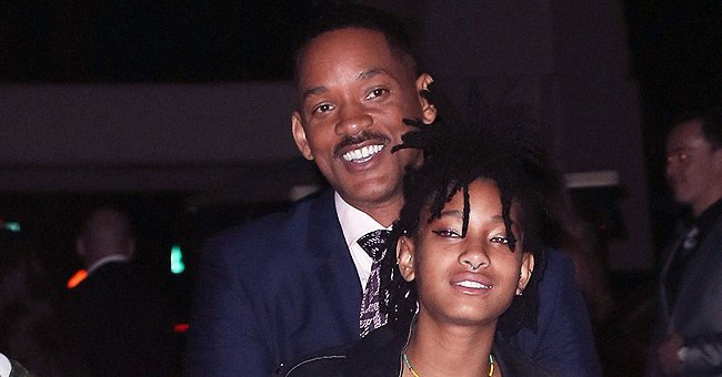 Fans Are Stunned with This New Photo of Will Smith's Daughter Willow Showing off Her Ripped Abs