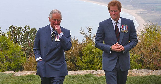 Us Weekly: Queen Elizabeth Is Unhappy About the Relationship between Prince Charles and Harry after Oprah Interview