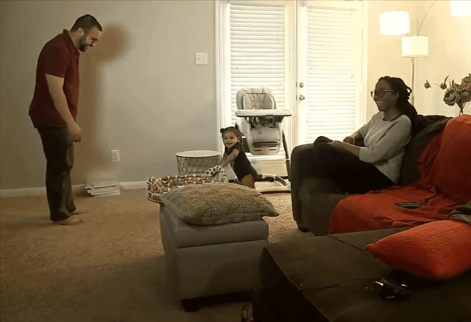 Familie Allen   Quelle: YouTube/Inside Edition