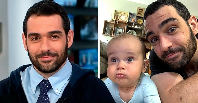 CNN's Andrew Kaczynski Talks about How He Will Spend His Late 9-Month-Old Daughter's Birthday