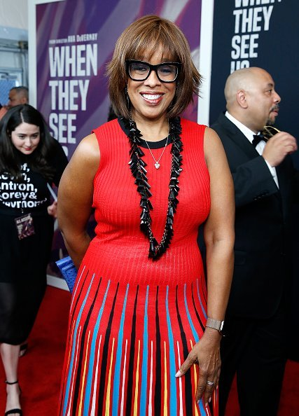 Gayle King at The Apollo Theater on May 20, 2019 in New York City | Photo: Getty Images