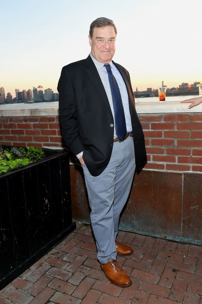 Actor John Goodman attends the Gersh Upfronts Party at The Jane Hotel on May 16, 2017 | Photo: Getty Images