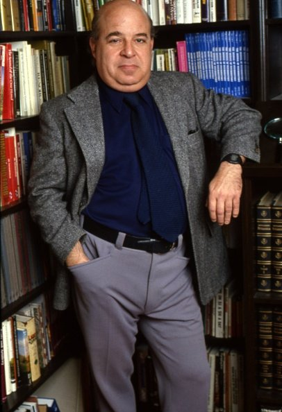 Sorrell Booke at his home in 1985 in Los Angeles, California.   Photo: Getty Images