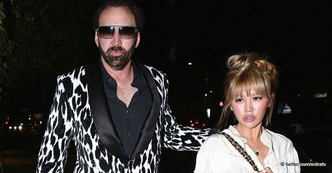 Nicolas Cage's Ex-Wife of 4 Days Reportedly Has Previous Convictions – Including 2 DUIs