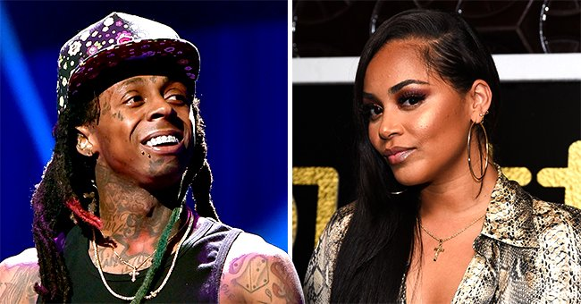 See the Photo Lauren London Proudly Shared of Her & Lil Wayne's Son, Kam Working in the Studio