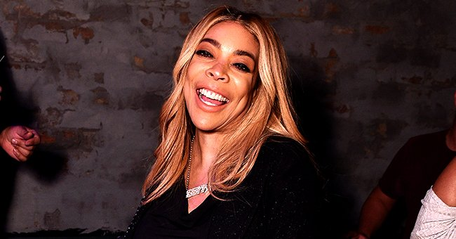 Wendy Williams Says She Went to 3 Clubs in 1 Night as She Shows off Bouquet of Roses in New Pic